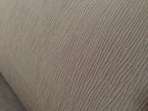 ソファーカバー・ジャガード生地の表面