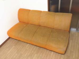 我が家のソファー(現在)