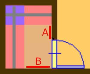 ステップインクローゼットは壁面を有効活用するのがコツ
