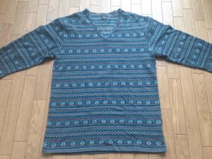 洋服の畳み方(1)