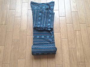 ロール畳み(4)