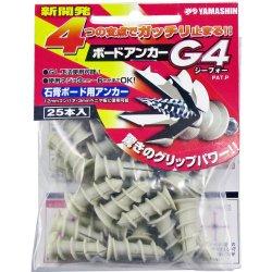 YAMASHIN ボードアンカー G4 25本 G4-25