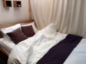 ベッド・イメージ
