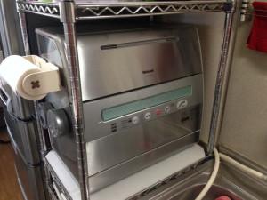 ナショナル・食器洗い乾燥機 NP-50SX3
