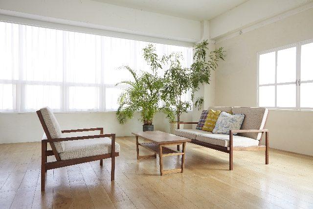 家具とインテリア・イメージ