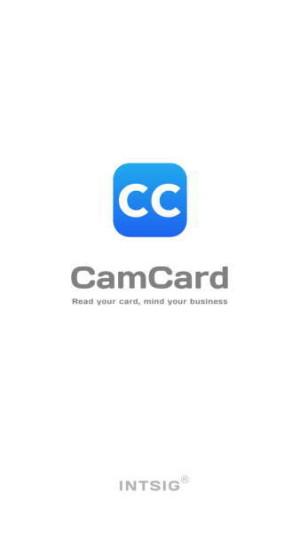 名刺管理アプリ・CAMCARD