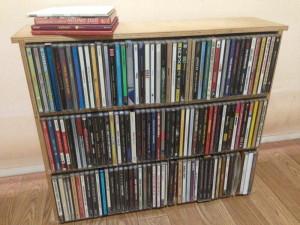 私のCDコレクション