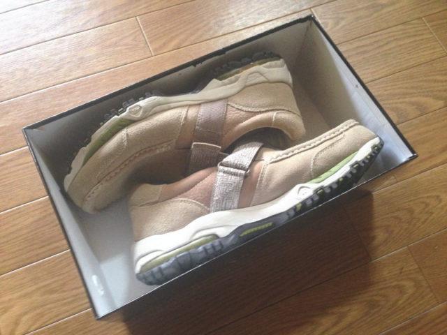 とは言え靴箱に比べると効率が良いとも言い難い