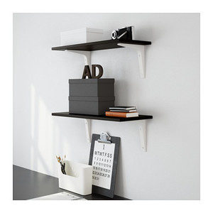 IKEA・EKBY LAIVA / EKBY STÖDISウォールシェルフ