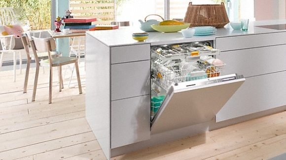 Miele(ミーレ)の食器洗い機