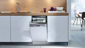 ミーレの幅45cmタイプ食器洗い機
