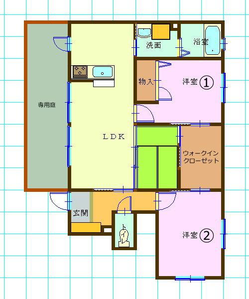積水ハウス・シャーメゾン・3LDK高知市