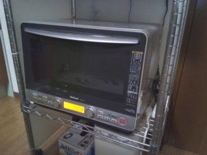 ナショナル・スチームオーブンレンジNE-J630