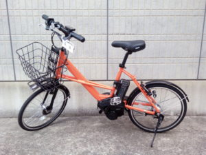 ヤマハ・電動アシスト自転車「PAS(パス)CITY-X」