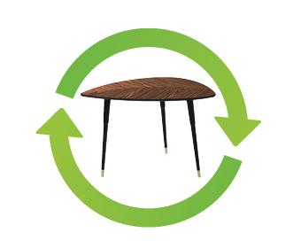 IKEA「家具下取り・還元サービス」