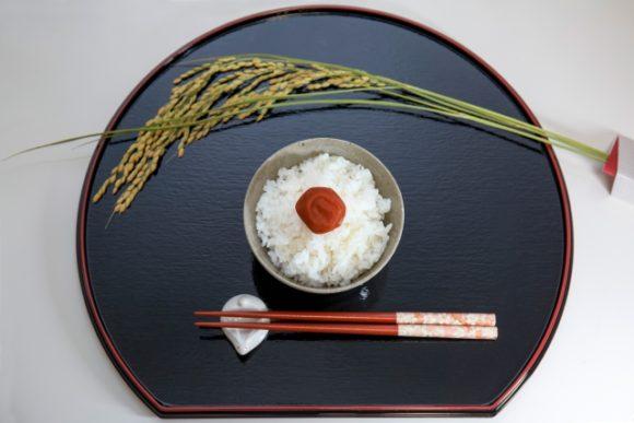 私のお箸とお茶碗・イメージ