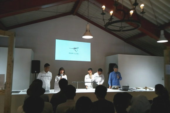 DRAW A LINEスペシャルトークライブ