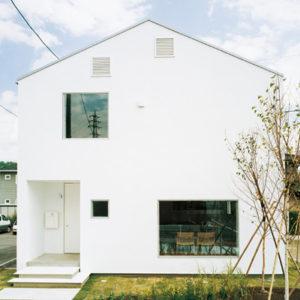 無印良品・窓の家