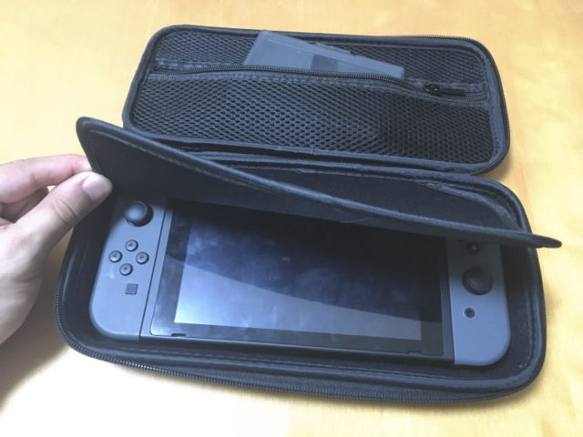 キーズファクトリー・HARD CASE for Nintendo Switch