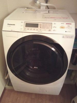 パナソニック・洗濯乾燥機NA-VX8600L-W