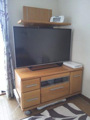 メーカー不詳・TVハイボード