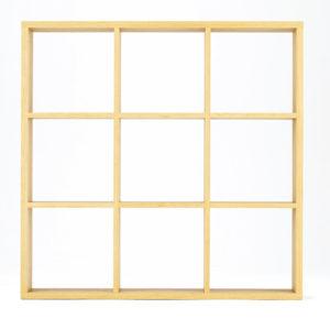 イオン(トップバリュ)・オープンシェルフ3列×3段
