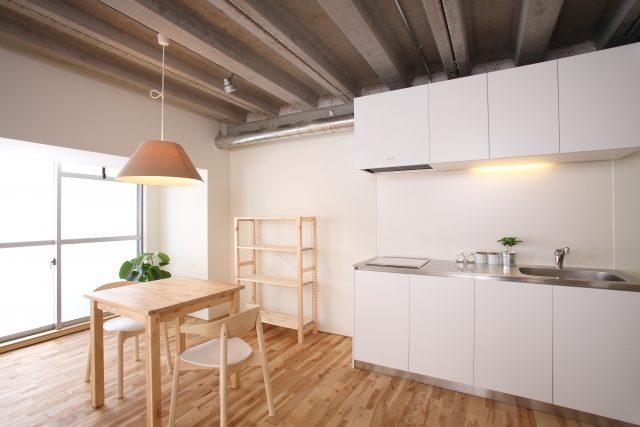 オープンキッチン・イメージ