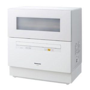 パナソニック・卓上型食器洗い乾燥機NP-TH1