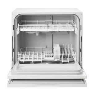 パナソニック・卓上型食器洗い乾燥機NP-TH1内部