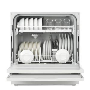 パナソニック・卓上型食器洗い乾燥機NP-TH1食器等収納時