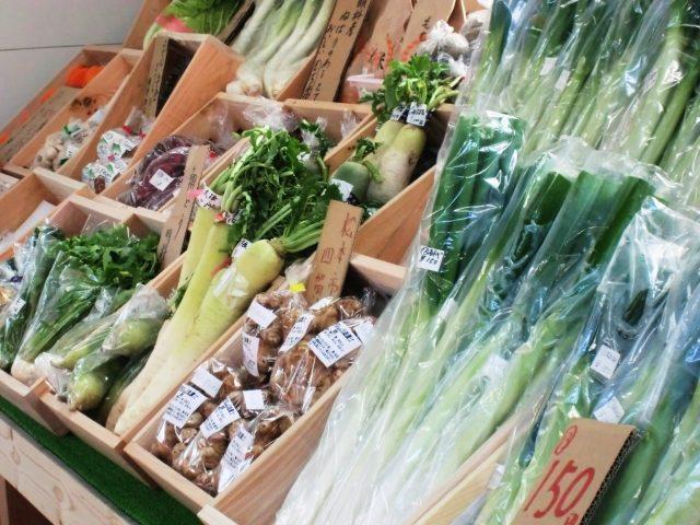 野菜売場・イメージ