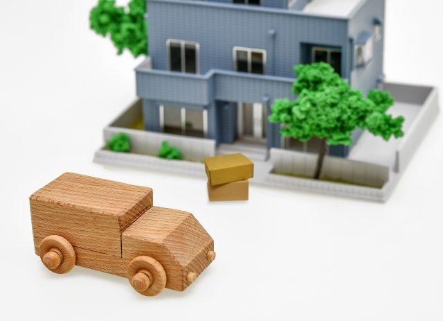家具の配送・イメージ