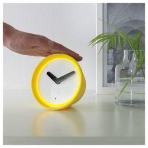 IKEA・STOLPA置き時計