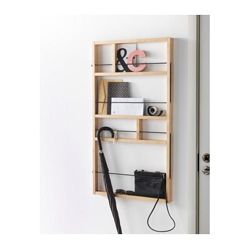 IKEA・YPPERLIG(イッペルリグ)ウォールシェルフ