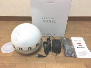 アンティバック2K「MAGIC BALL」