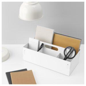 IKEA・KVISSLE(クヴィッスレ)デスクオーガナイザー