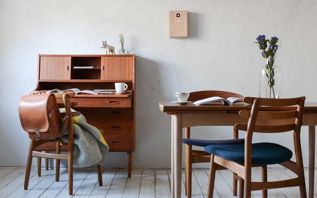 グリニッジの北欧ビンテージ家具