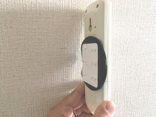 石膏ボード壁用補助板+ジェルパッド