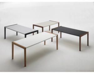 パモウナ・bellacontte・ダイニングテーブル「bridge table」