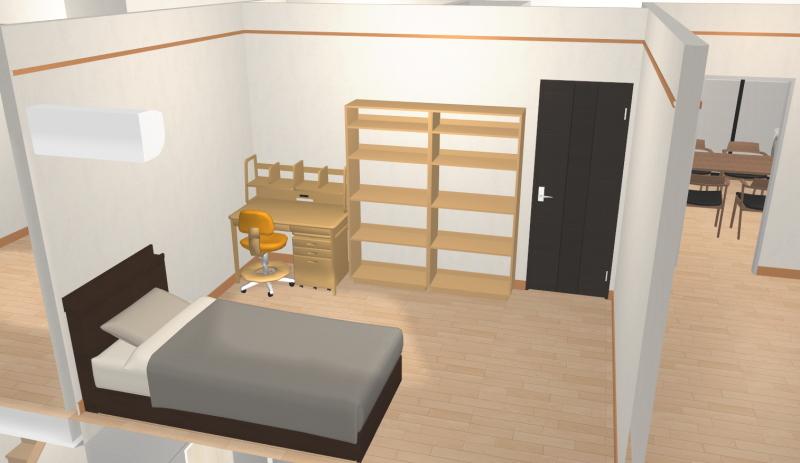 子供部屋・イメージ