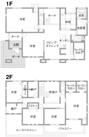 タマホーム@和泉第二阪和住宅公園 間取り図