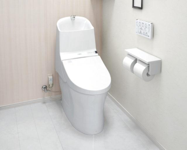 TOTO・ウォシュレット一体形便器(タンク式トイレ)GG3-800