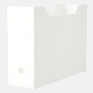 A4ファイルケース Nオール レギュラー(ホワイト)「Nオール」
