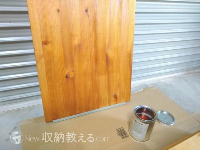 エシャ1缶(0.75L)で約20平米&1時間