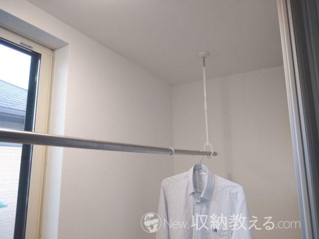 ドライルームの室内物干し(タカラ産業 吊下げ室内物干しHOSETA(ホタセ) ショート TA4560-BPA)