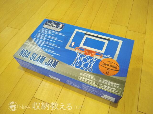 SPALDING・バスケットゴール ミニ スラムジャムバックボード 56098CN