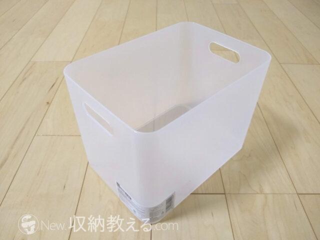 ダイソー・積み重ね収納ボックス 大・深型(収納A073 No.9)4984355715924