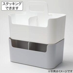 ニトリ・運ぶNインボックス リビングは積み重ね可能な形状