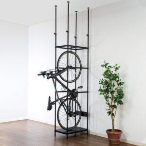 ニトリ・自転車ラック(CUSTOM 幅42cm ブラック)