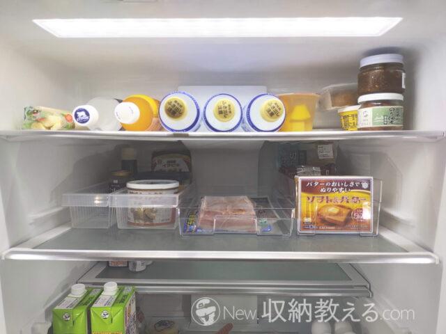 ダイソー「冷蔵庫用収納ケース」をイノマタ化学「キレイストッカー」との比較